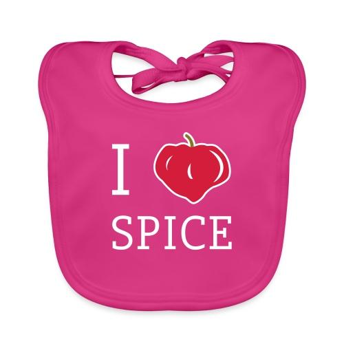 i_love_spice-eps - Vauvan ruokalappu