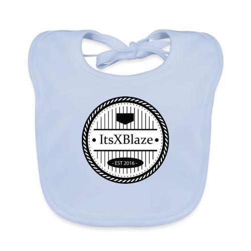 ItsXBlaze Logo 3 Hoodie - Bio-slabbetje voor baby's