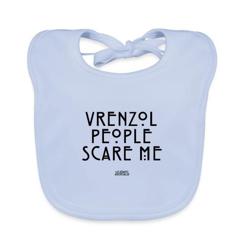 Spilla Vrenzol People Scare Me - Bavaglino