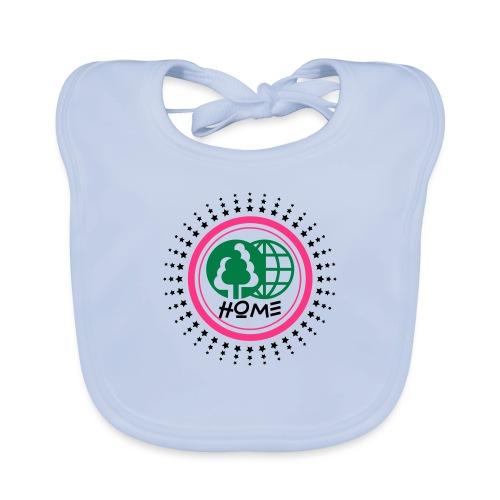 Planète home sweet home - Baby Organic Bib