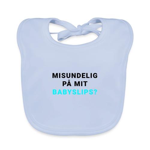 Babyslips - Hagesmække af økologisk bomuld