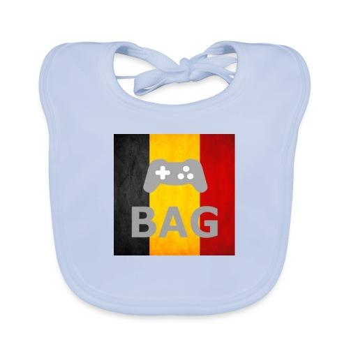 BelgiumAlpha Games - Baby Organic Bib