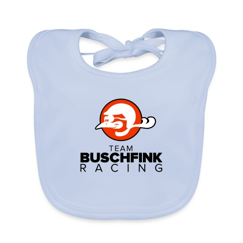Team logo Buschfink - Baby Organic Bib