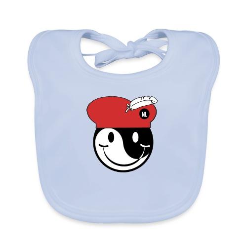 ying-yang-piet - Bio-slabbetje voor baby's