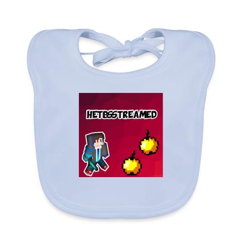 Logo kleding - Bio-slabbetje voor baby's