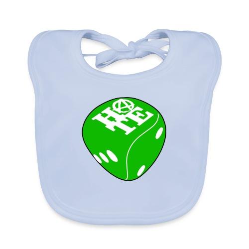 Green - Organic Baby Bibs