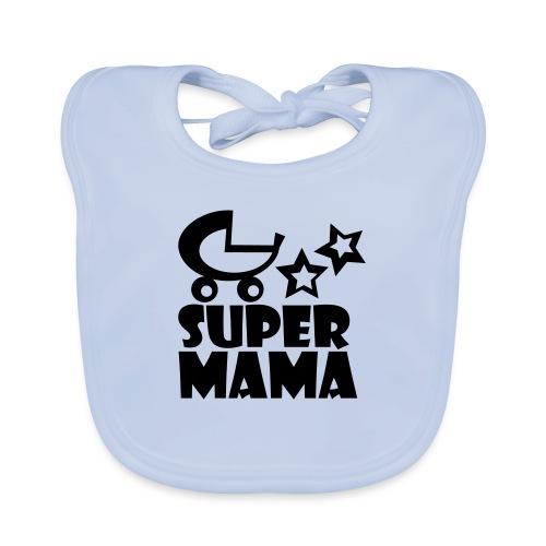 supermama - Baby Bio-Lätzchen