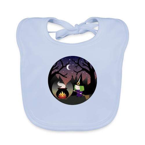 meiga - Babero de algodón orgánico para bebés