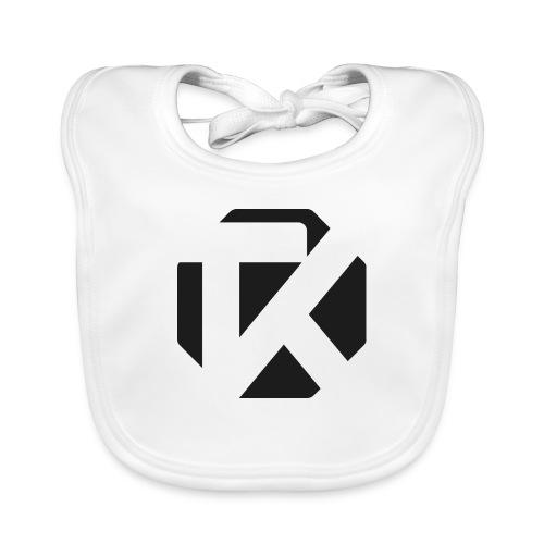 Logo TK Noir - Bavoir bio Bébé