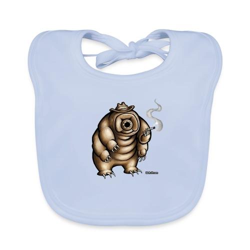 Smokey the Water Bear - Baby Organic Bib