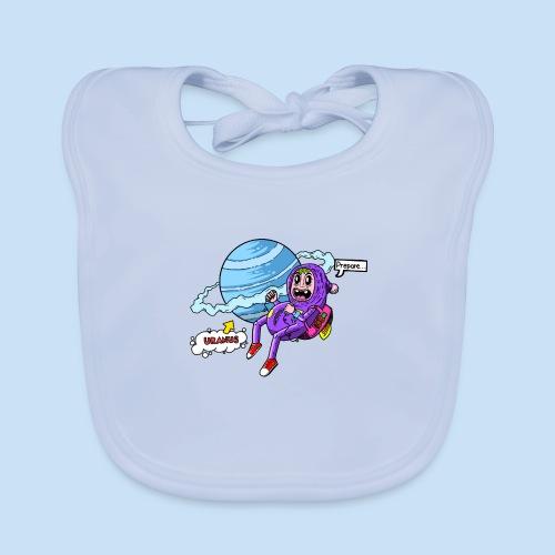 Prepare Uranus - Baby Bio-Lätzchen