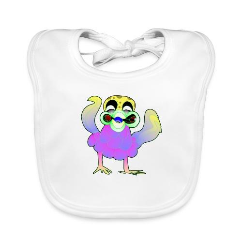 Loretta Monster - Baby Bio-Lätzchen