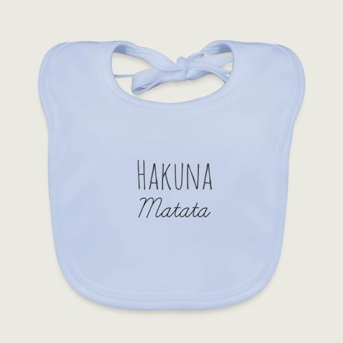 Hakuna - Bavoir bio Bébé