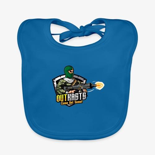 OutKasts [OKT] Logo 1 - Organic Baby Bibs