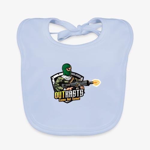 OutKasts [OKT] Logo 1 - Baby Organic Bib