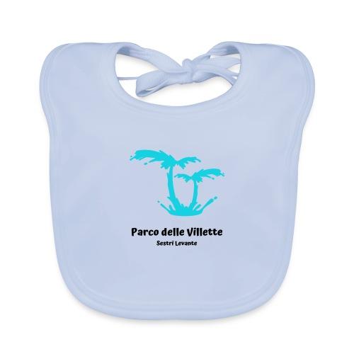 LOGO PARCO DELLE VILLETTE - Bavaglino ecologico per neonato