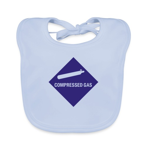 Compressed Gas - Baby Organic Bib