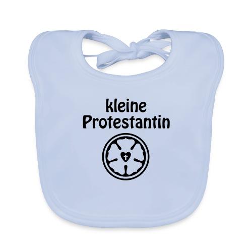 Kleine Protestantin - Baby Bio-Lätzchen