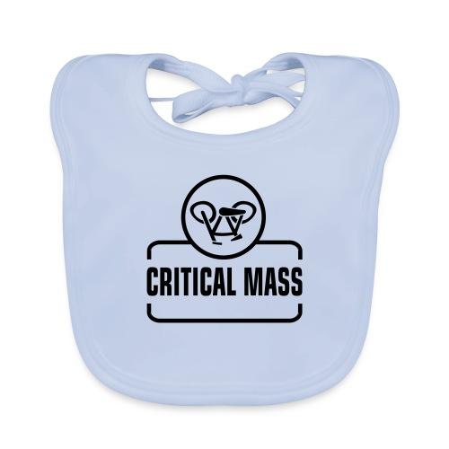 critical mass - Baby Bio-Lätzchen
