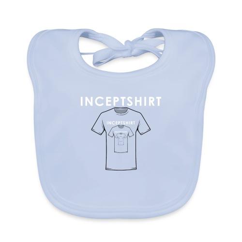 Inceptshirt - Bavoir bio Bébé