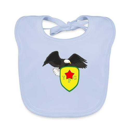Mens Support YPG Hoodie - Vauvan luomuruokalappu