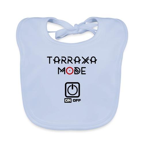 Tar Mode Black png - Baby Organic Bib