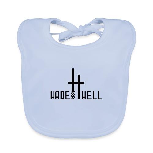 Hadeshell black - Baby Bio-Lätzchen