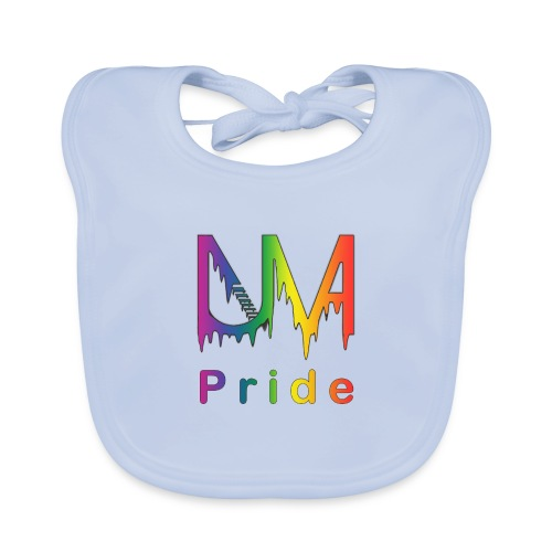 Pride - Baby Bio-Lätzchen