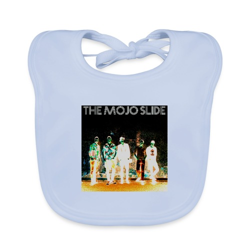 The Mojo Slide - Design 2 - Organic Baby Bibs