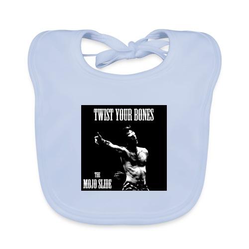 Twist Your Bones - Design 1 - Organic Baby Bibs