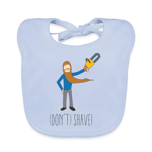 (Don't) SHAVE! - Bavaglino ecologico per neonato