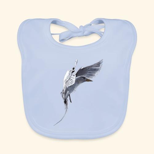 Weißschwanz Tropenvogel - Baby Bio-Lätzchen