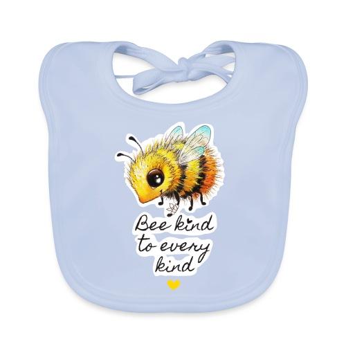 Bee kind - Organic Baby Bibs