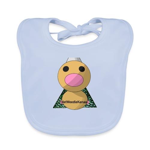 HetWeedleKanaal shirt KINDER EN TIENER MATEN - Bio-slabbetje voor baby's