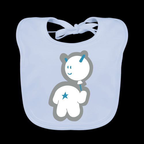 ballon - Baby Bio-Lätzchen