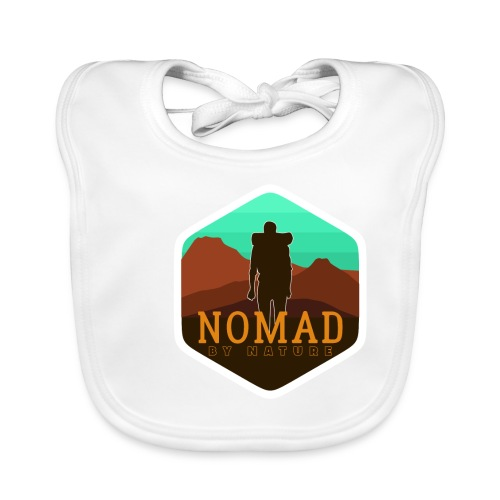 Nomad By Nature - Baby Bio-Lätzchen