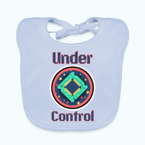 Under control - Baby Organic Bib