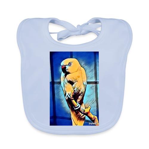 Bird in color - Vauvan ruokalappu