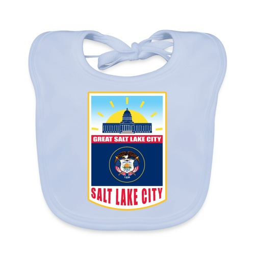 Utah - Salt Lake City - Organic Baby Bibs