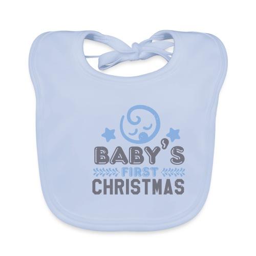 Baby`s First Christmas - Baby Bio-Lätzchen