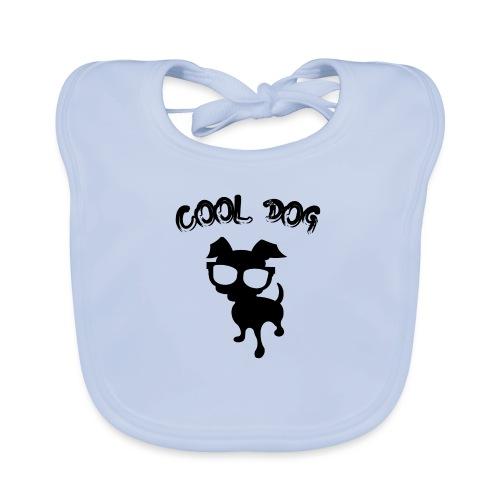 COOL DOG - 2 - Bavaglino ecologico per neonato