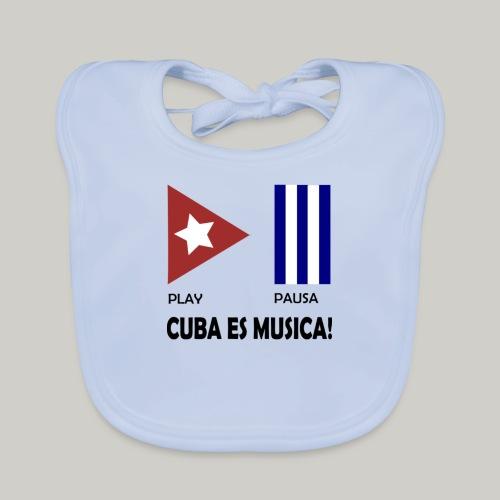 Cuba es musica - Baby Bio-Lätzchen