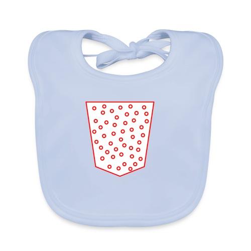 bolsillo - Babero ecológico bebé