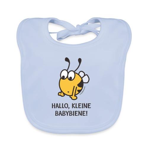 Hallo, kleine Babybiene! - Baby Bio-Lätzchen
