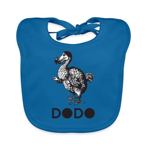 DODO TEES ALICE IN WONDERLAND - Bavaglino ecologico per neonato