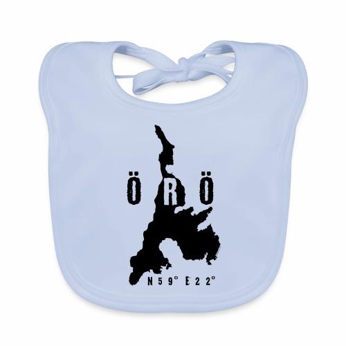 ÖRÖ ISLAND, FINLAND T-SHIRTS, HOODIES + 150 GIFTS - Vauvan luomuruokalappu