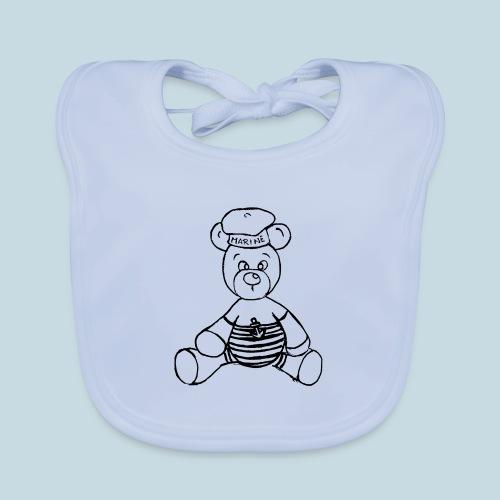 Seebär - Baby Bio-Lätzchen