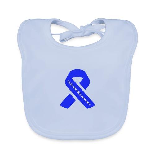 CVS Awareness ribbon - Organic Baby Bibs