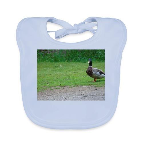A wild duck - Organic Baby Bibs