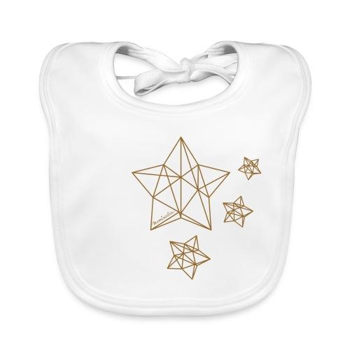 Sternenhimmel Diamant - Baby Bio-Lätzchen